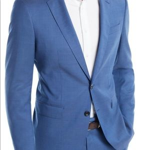 Other - BOSS Hugo Boss three-piece suit, bright solid
